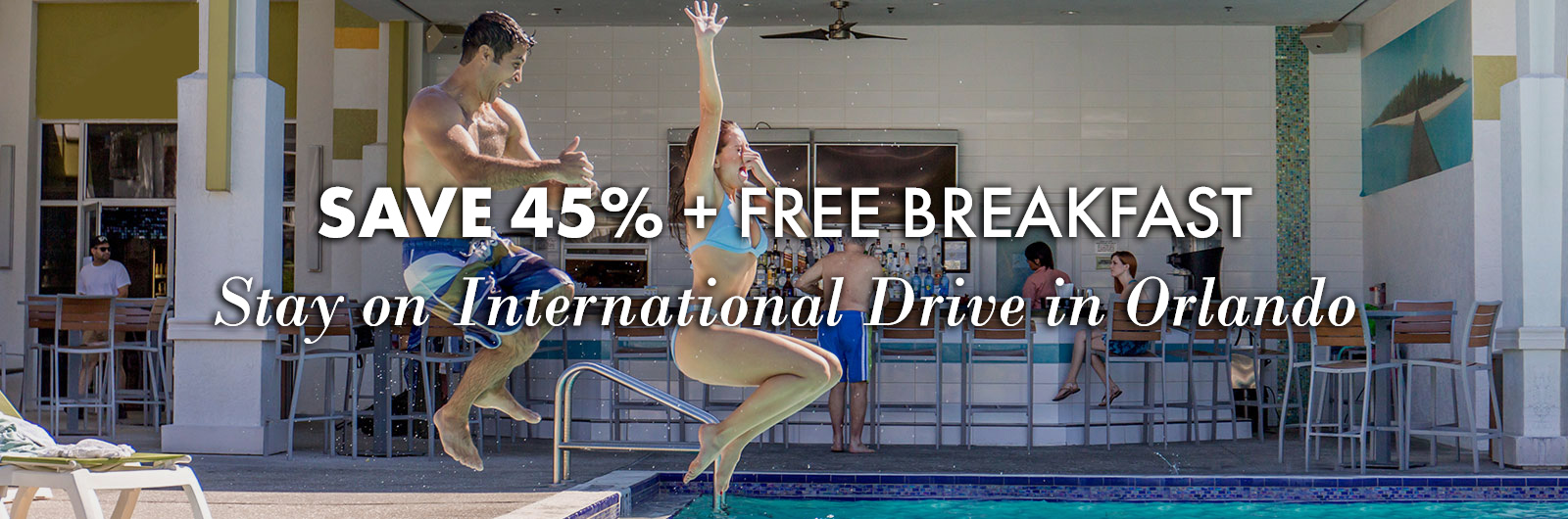 Save 45% + Free Breakfast | Stay on International Drive in Orlando